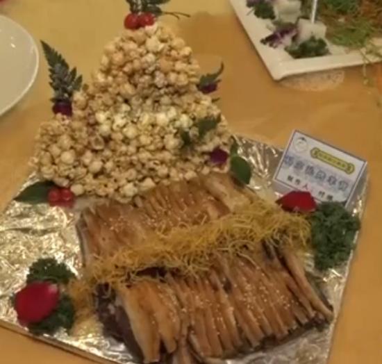 """内蒙古美食文化节开幕 百位厨师比拼""""蒙餐"""""""