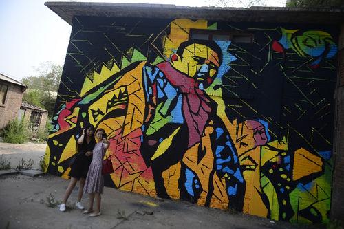 呼和浩特旧厂区打造艺术产业园
