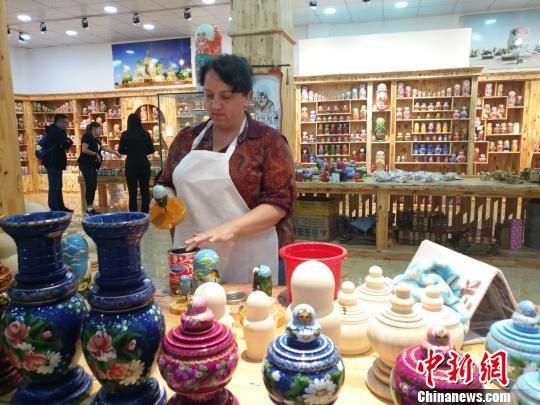 中国欧洲小镇的童话世界:让中俄友谊更亲密