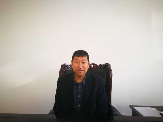"""通讯:""""能喝的土豆"""":农民企业家石有为中国土豆找新市场"""
