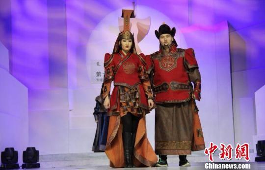 """蒙古族服装服饰艺术节:28个原始部落""""活着""""的历史传承"""