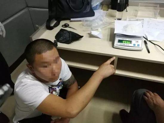 男子伙同前妻贩毒 内蒙古警方半年破获跨省贩毒案