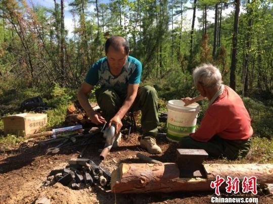"""兴安岭""""匠人"""":中国手工艺对话世界"""