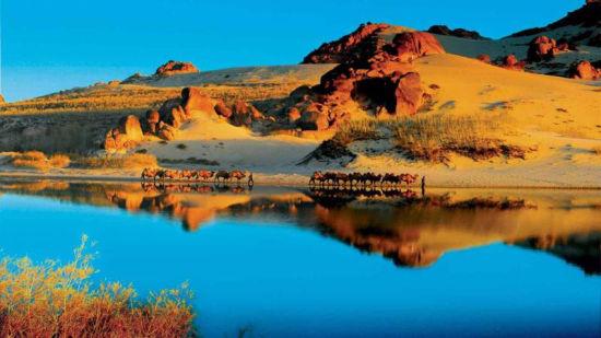 """内蒙古赤峰:三年打造""""优质旅游""""目的地"""