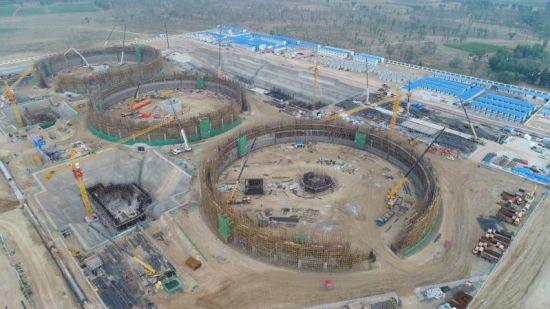 世界首套年产百万吨乙二醇装置在内蒙古开工